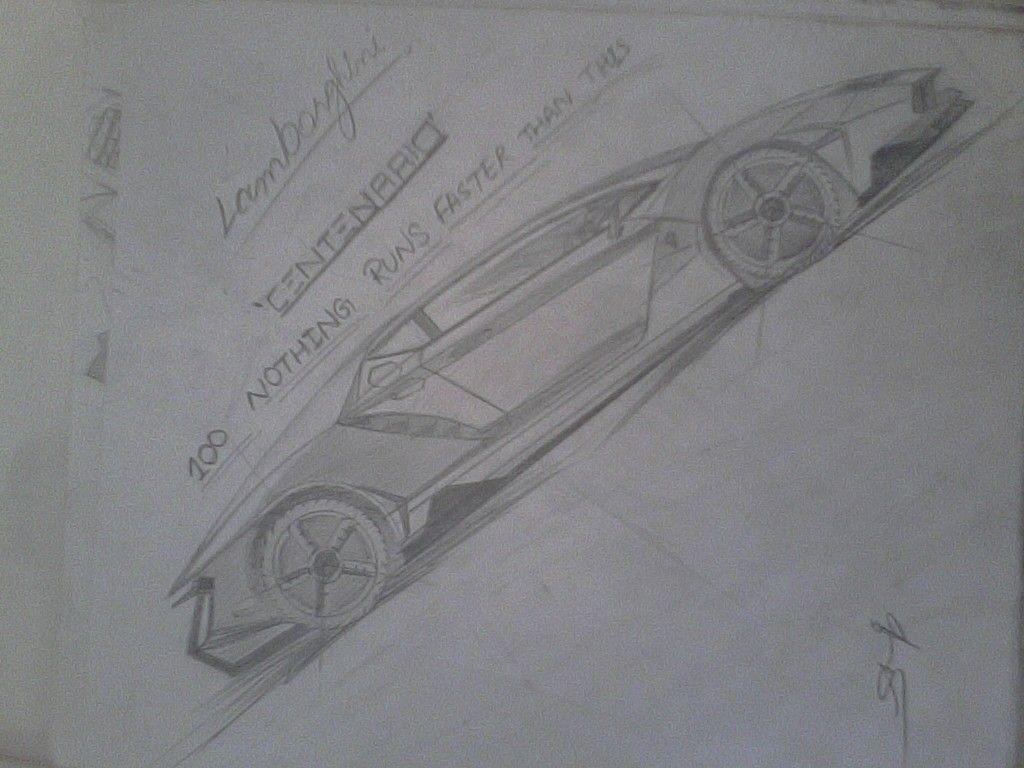 Lamborghini centenario | Sketches | Pinterest | Lamborghini and Sketches
