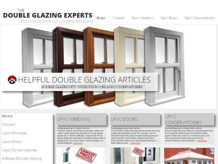 Double Glazing wupvc window door and conservatory Advice online