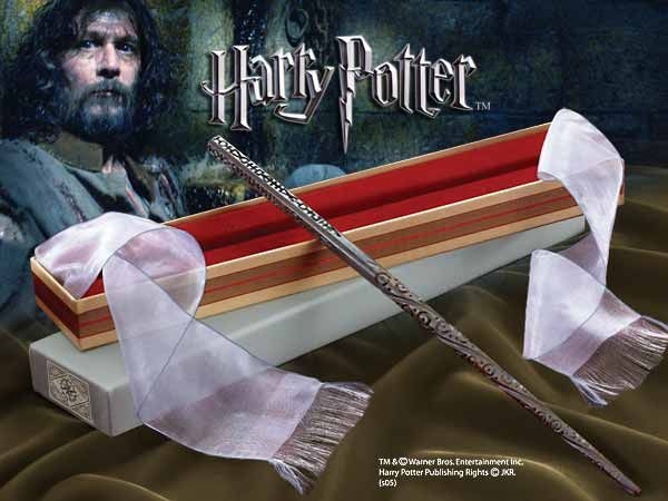 BACCHETTA Magica HARRY POTTER Box OLIVANDER Original NOBLE COLLECTION Wand NEW