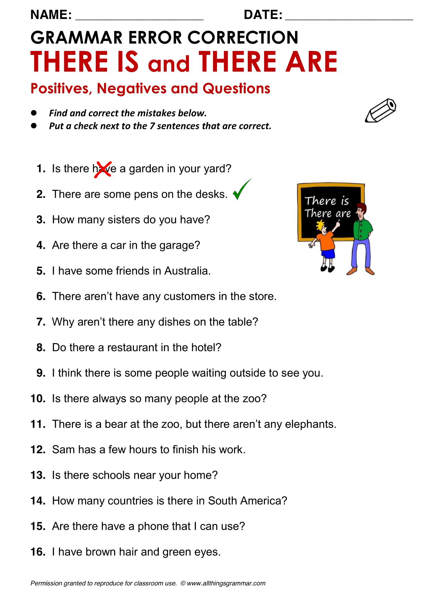 worksheet Grammar Correction Worksheets 78 best images about angol on pinterest printable worksheets student centered resources and esl