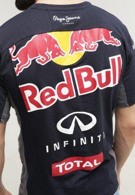 Pepe Jeans - OTL - T-shirt print - navy