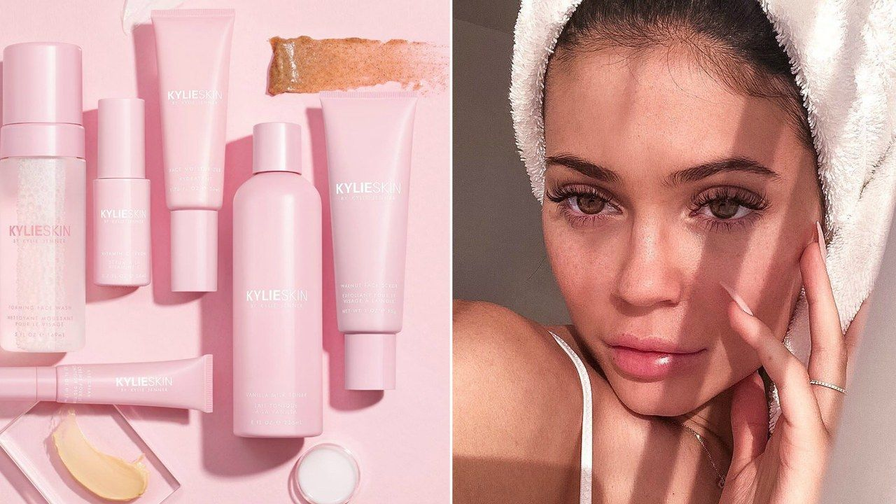 Kylie Jenner Just Revealed Two More Kylie Skin Products Skin Care Skincare Video Skin Care Women