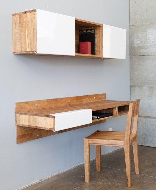 Laxseries Wall Mounted Desk Ide Dekorasi Rumah Desain Kantor Rumah Dekor