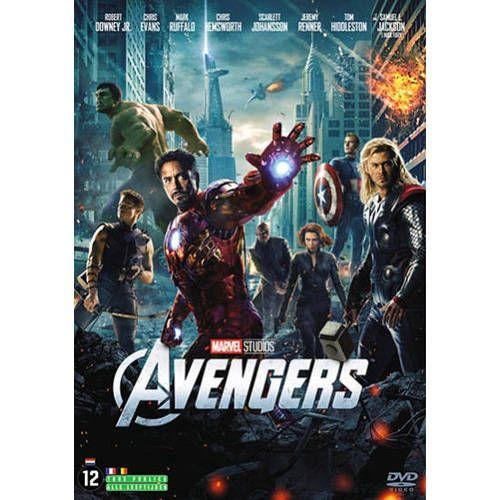 Avengers Dvd The Avengers Verwonderd En Avengers