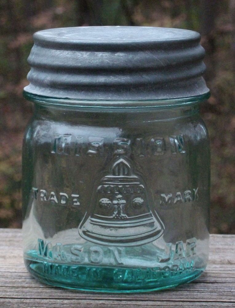 Ball Perfect Mason antique fruit Jars - InformationGLASS BOTTLE MARKS