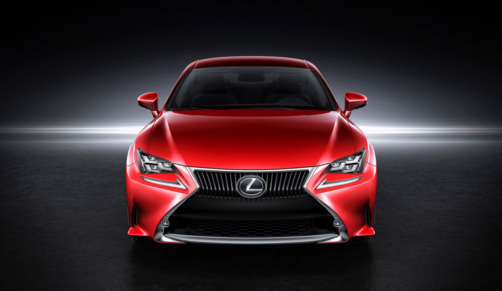 2015 Lexus RC 350 F Sport To Be Unveiled At 2014 Geneva