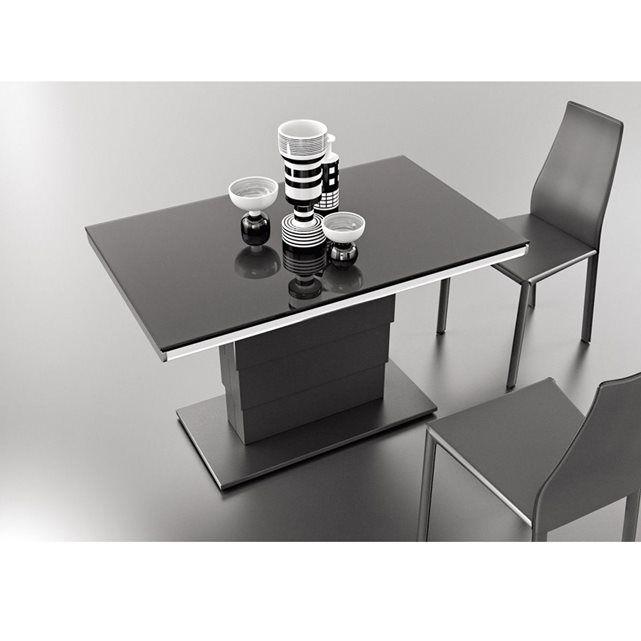 Table Basse Modulable Design Ares Glass Acier Verni Zendart Prix Avis Amp Notation Livraison Table Basse Design Ares Glass Amp 233 L Amp 233 Gance