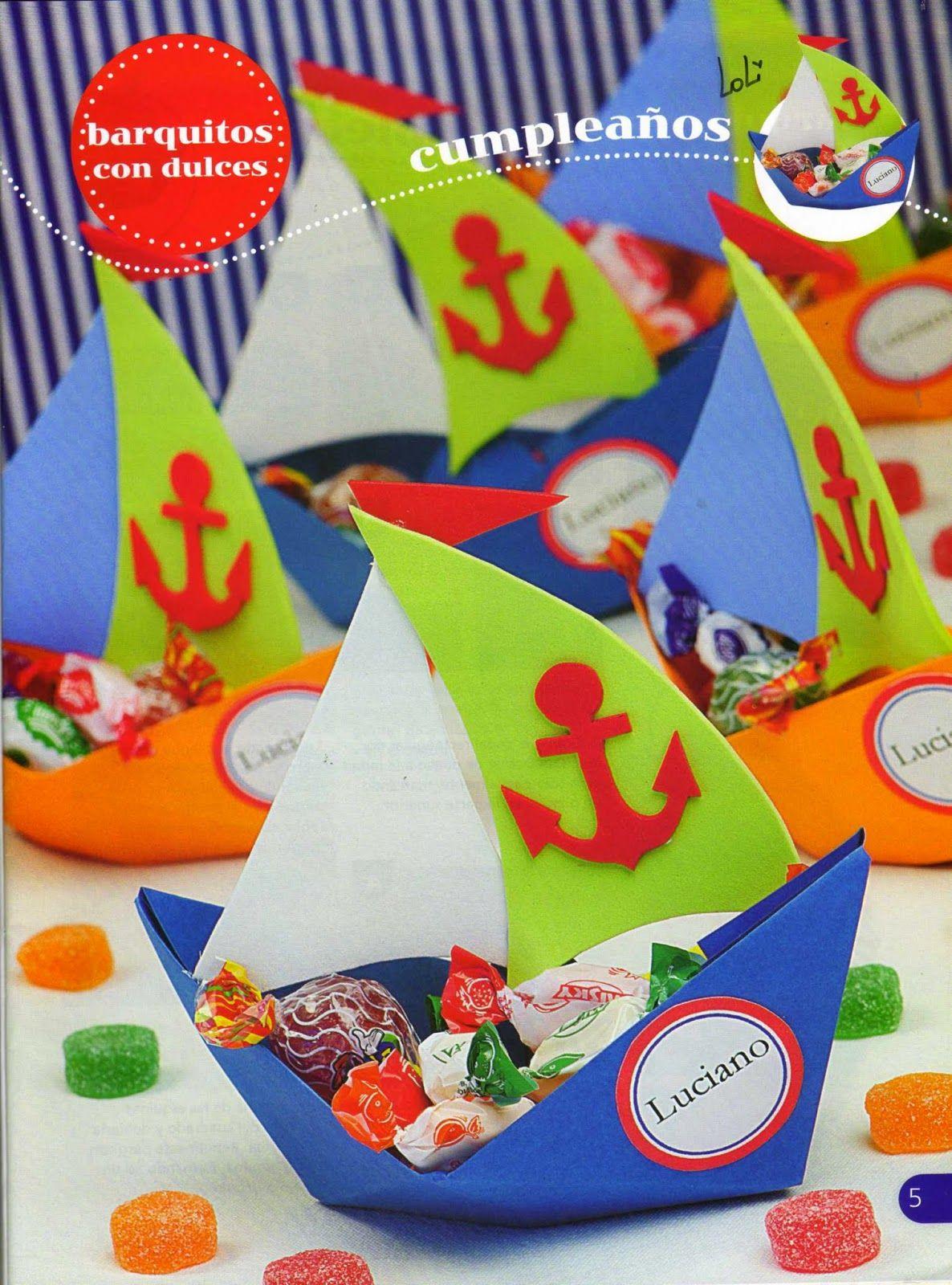 revistas de gratis souvenirs con goma eva paso a paso