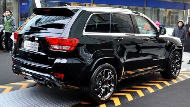 2015 Jeep Grand Cherokee SRT | What is the price of the 2015 Jeep ...