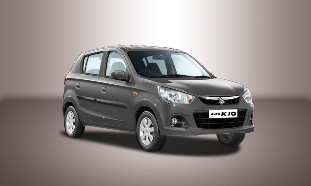 Maruti Suzuki Alto K10 Best Automatic Cars in India TOP
