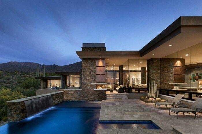 Hausfassaden Ideen 56 ausgefallene ideen für moderne fassaden fassaden ausfallen