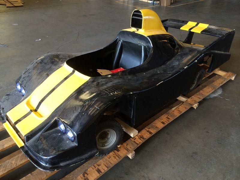 Porsche 936 Go Kart - Pelican Parts Technical BBS | Junior go ...