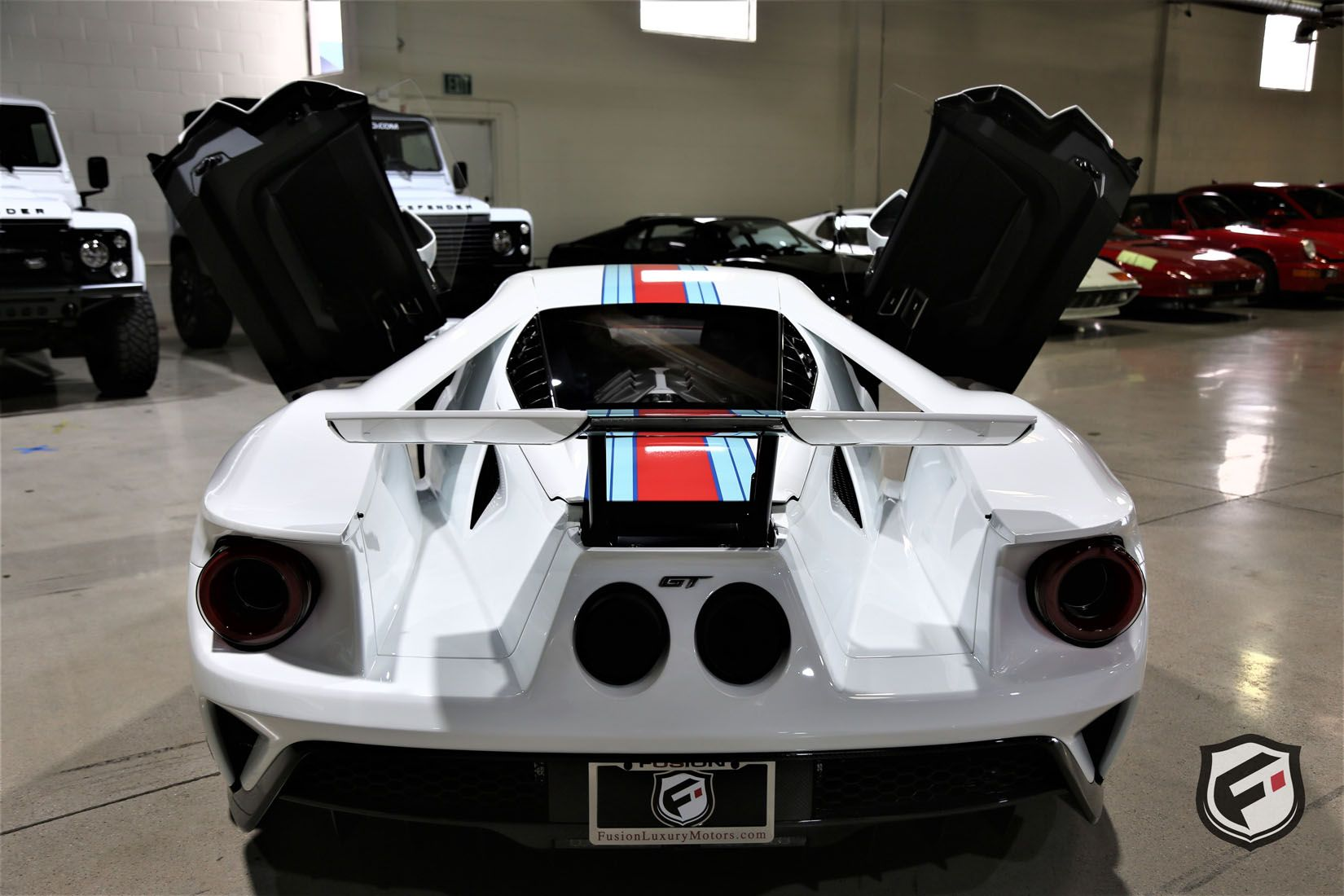 2017 Ford GT Fusion Luxury Motors United States For