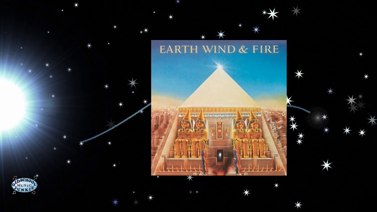 Earth Wind Fire I Ll Write A Song For You Earth Wind Fire Earth Wind Songs About Fire