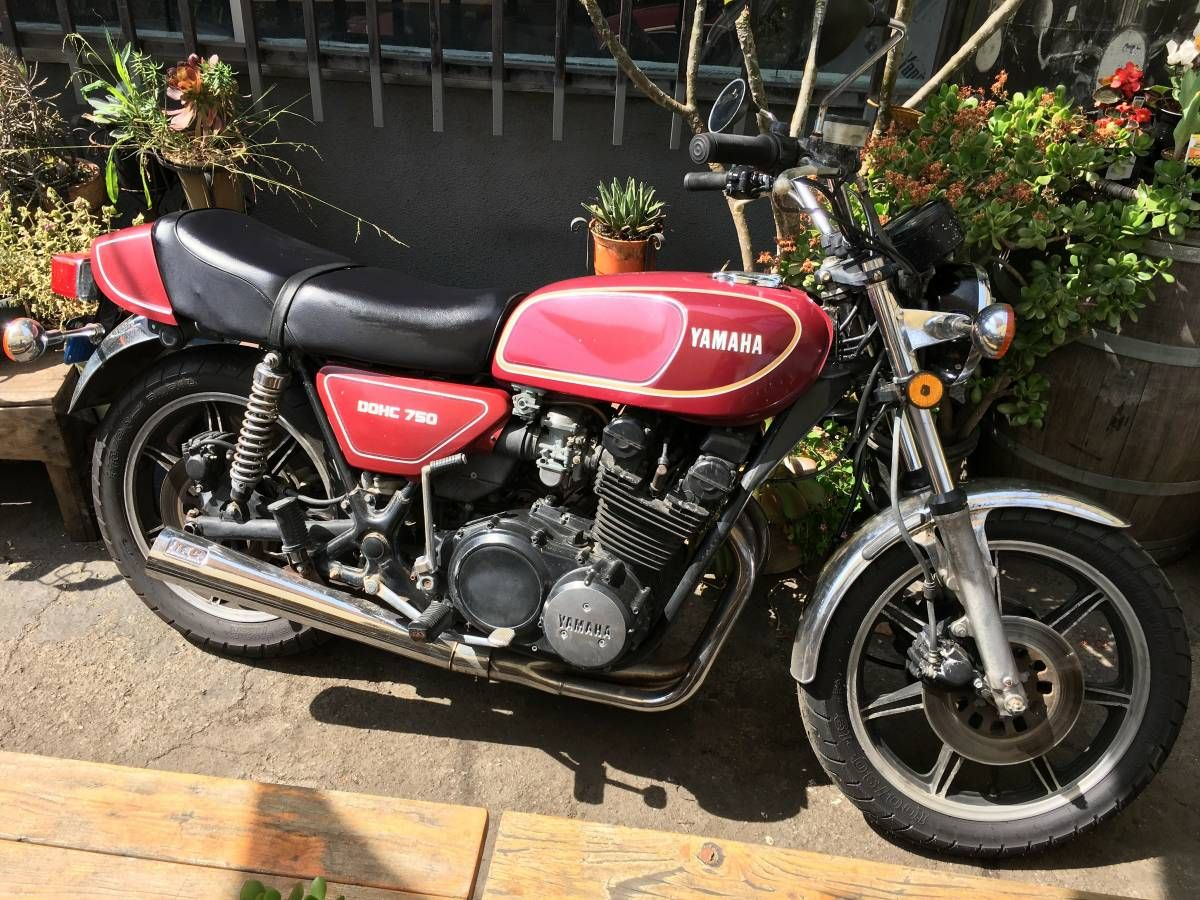 1977 Yamaha Xs750 Triple For Sale Via Rockerco Classic 1970 Honda Silver Wing Motorcycles