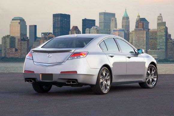 Acura Tl 2017 Model Is A Passenger Car Of Segment E Of The Japanese Brand Acura 2017 Acura Tl Is A Four Door Sedan Equipped With Front Or F Acura Tl Acura Car