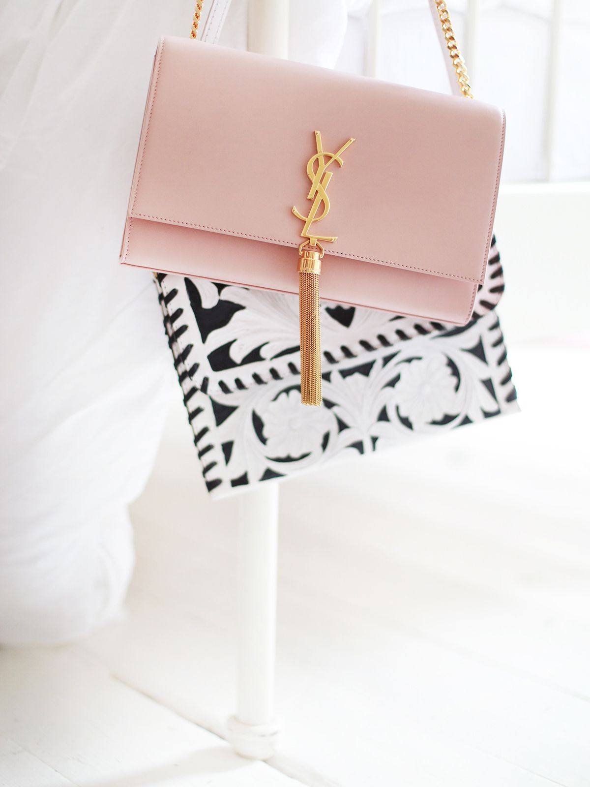 The Blush Pink Bag Kate La Vie Bloglovin