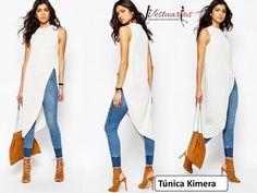 b29451233 Vestidos Casuales Para Damas - Blusones Largos - Sobretodos - Bs. 29.900