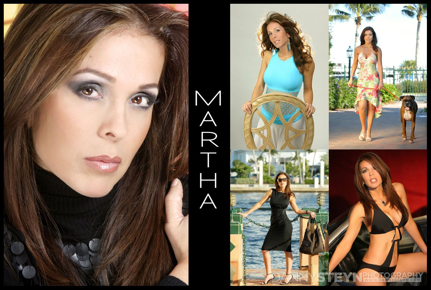 Comp Card Photography and Design in South Florida | Women's Comp ...