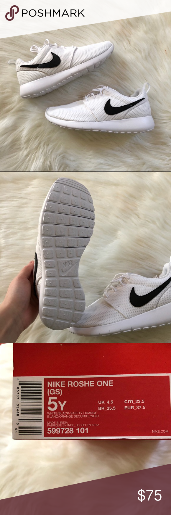 New! Nike roshes Boutique  52a832cef