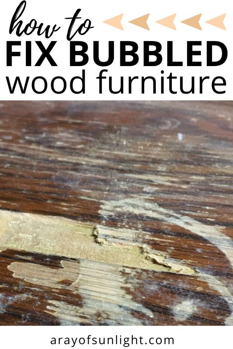 Pin on Repairing Furniture