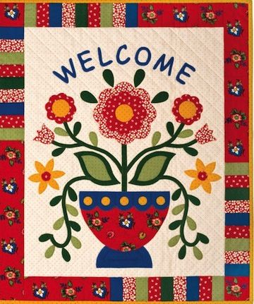 Welcome Bouquet (PATTERNS) by bloom creek