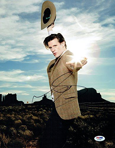Matt Smith Signed Doctor Who Authentic Autographed 11x14 Photo PSA/DNA #AA76988 @ niftywarehouse.com #NiftyWarehouse #Nerd #Geek #Entertainment #TV #Products