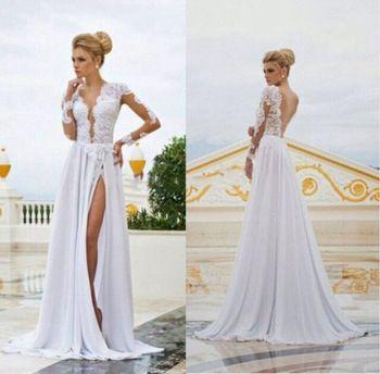 Sexy White Lace Wedding Dresses Google Search Naija Wedding - Sexy White Wedding Dress