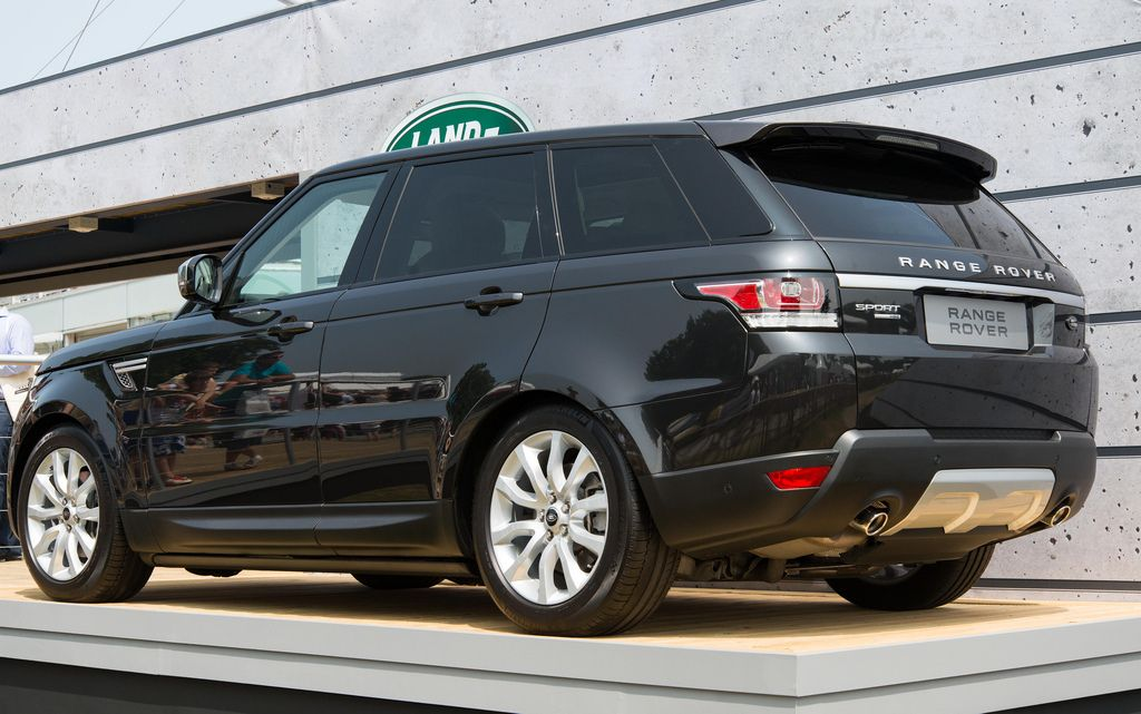 Land Rover Range Rover Sport HSE 2013 LOW MILEAGE GCC