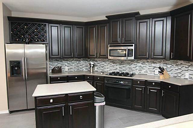 2405 Summerside Lane Mckinney Tx For Sale Trulia Com Diy Kitchen Remodel Kitchen Remodle Black Kitchen Cabinets