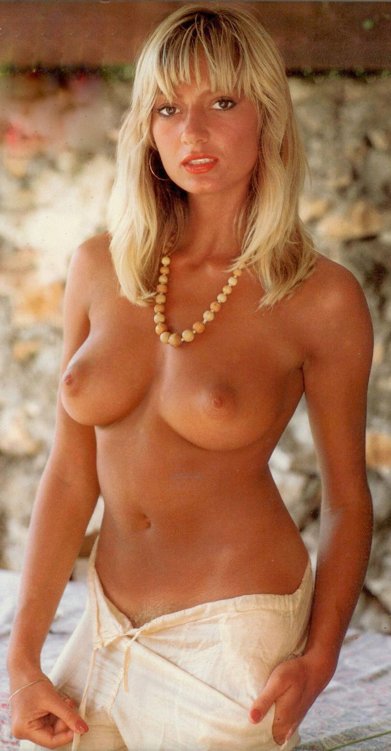 Tracy Dixon - British Actress And Model  Classic Nudes -3138