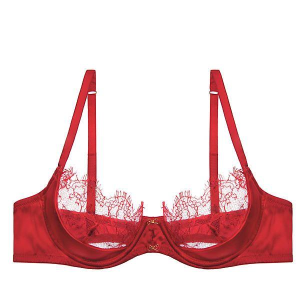cc0cfe17c44a3 Journelle Veronique Low Balconette Bra | Inspiration | Femme, Charme