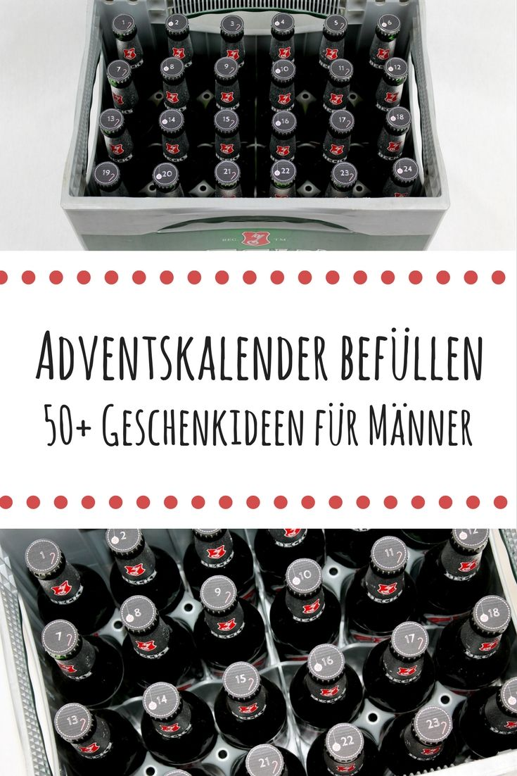 diy adventskalender bef llen die besten 50. Black Bedroom Furniture Sets. Home Design Ideas