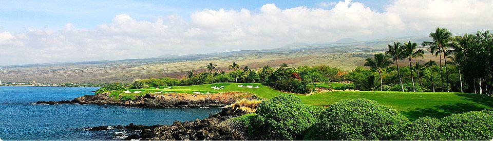 Golf Course At Mauna Kea Beach Hotel Kohala Coast Hi