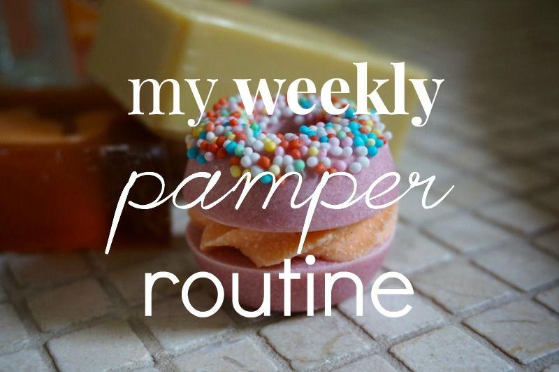 pamper-routine