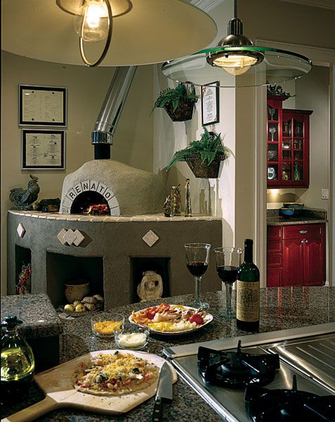 House plan design oven and grill pinterest for Www houseplansandmore com