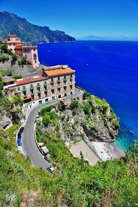 Atrani , Amalfi, Italy
