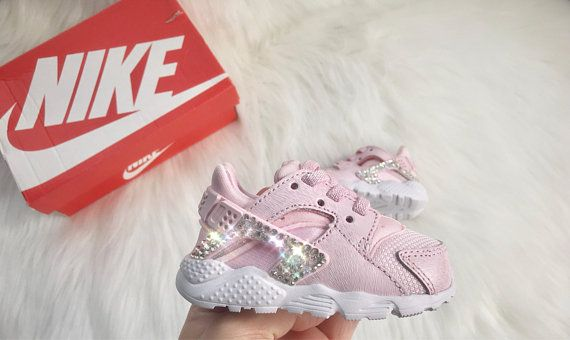 Baby Bling Toddler Nike Huarache With
