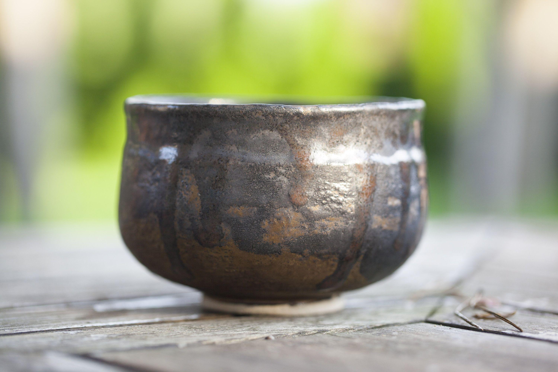 Tea Cup Tea Bowl Chawan Japanese Styled Tea Ceremony Handmade Tea bowl Japanese tea bowl pottery
