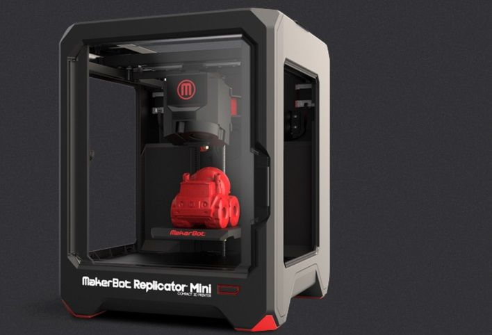 MakerBot Rolls Out New 3D Printers, Including Replicator Mini