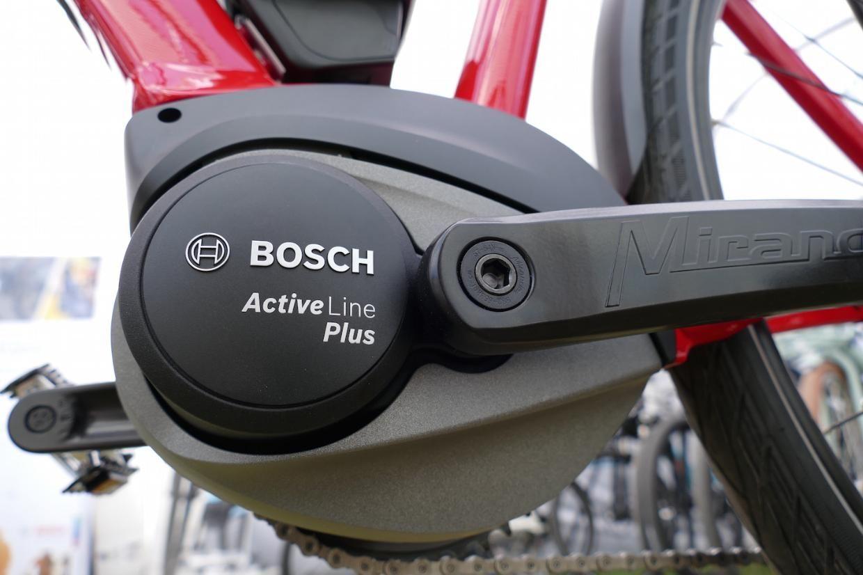 bosch ebike motor 2018