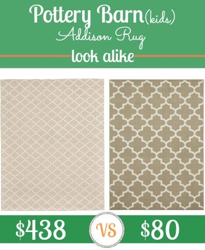 pottery barn kids addison rug look alike den pottery barnif you\u0027re looking for a simple and chic area rug, this is a great option! i found the beautiful addison rug at pottery barn kids, and the cheaper look alike