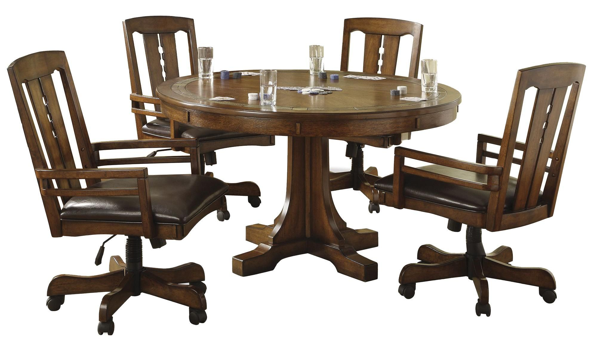 Craftsman Home 5 Piece Table