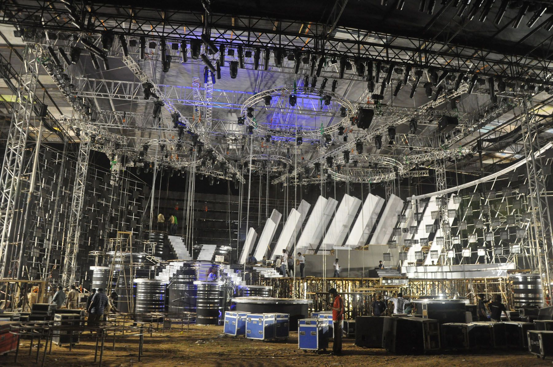 Stage Lighting Rig Google Search Tech Sound