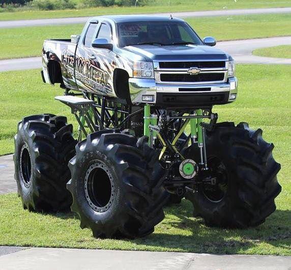 Heavy Chevy