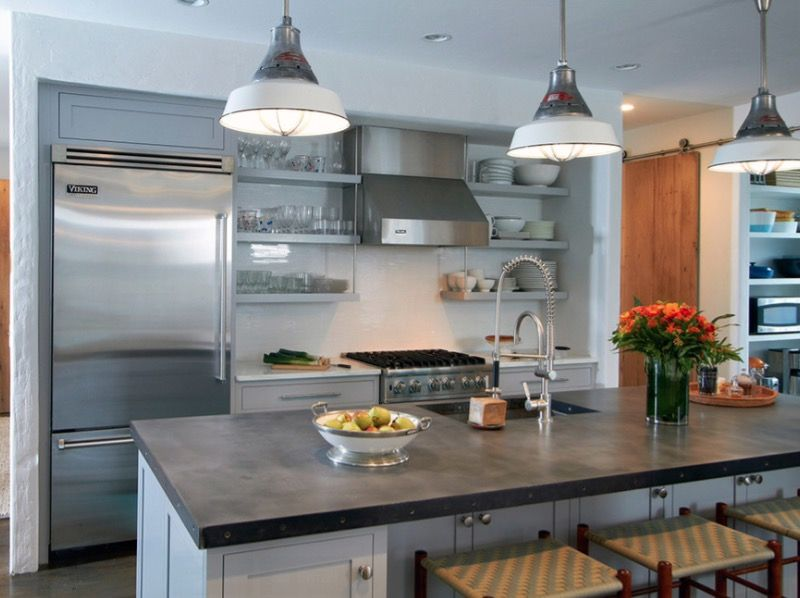30 Fresh and Modern Kitchen Countertop Ideas httpfreshomecom