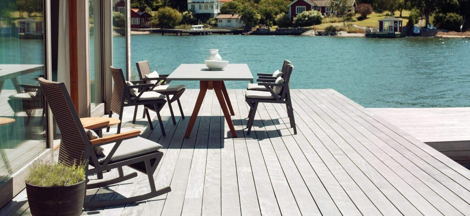 SANTOS kitchen   Outdoor furniture by Kettal   Outdoor Design ...