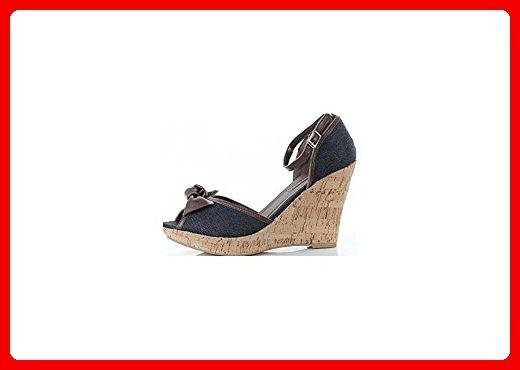 ILSE JACOBSEN Pumps Schuhe Sandalette Sabbia83 Jeans Farbe NEU Schuhe Damen:41