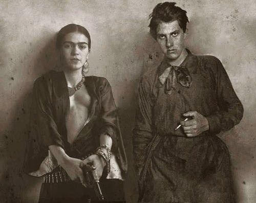 Frida & Vladimir Mayakovsky