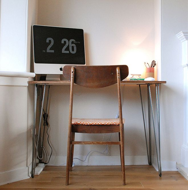 Back To Work Week: 6 DIY Upgrades For Your Home Office Or